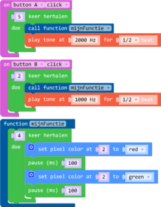 pg-functies